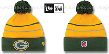 Packers '2014 THANKSGIVING DAY' Knit Beanie Hat by New Era