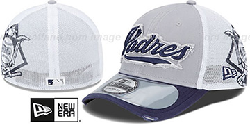 Padres 2013 CLUBHOUSE 39THIRTY Flex Hat by New Era