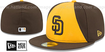 Padres 'AC-ONFIELD ALTERNATE-2' Hat by New Era