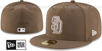 Padres 'AC-ONFIELD ALTERNATE' Hat by New Era