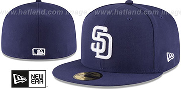 Padres '2017 ONFIELD HOME' Hat by New Era