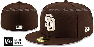 Padres AC-ONFIELD ALTERNATE Hat by New Era