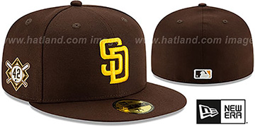 Padres JACKIE ROBINSON GAME Hat by New Era