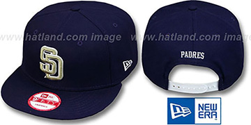 Padres 'REPLICA ROAD SNAPBACK' Hat by New Era