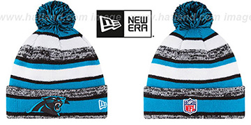 Panthers '2014 STADIUM' Knit Beanie Hat by New Era