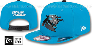 Panthers '2015 NFL DRAFT SNAPBACK' Blue Hat by New Era