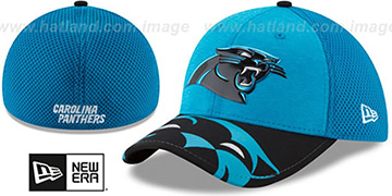 Panthers 2017 NFL ONSTAGE FLEX Hat by New Era