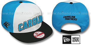 Panthers NFL ONFIELD DRAFT SNAPBACK Hat by New Era