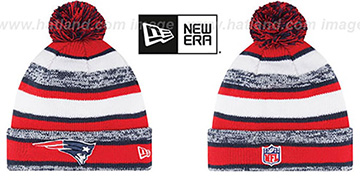 Patriots '2014 STADIUM' Knit Beanie Hat by New Era