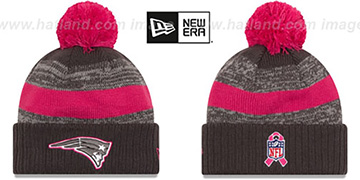 Patriots '2016 BCA STADIUM' Knit Beanie Hat by New Era