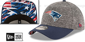 Patriots 2016 NFL DRAFT FLEX Hat by New Era
