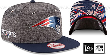 Patriots '2016 NFL DRAFT SNAPBACK' Hat by New Era