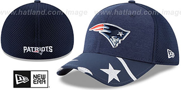 Patriots '2017 NFL ONSTAGE FLEX' Hat by New Era