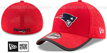 Patriots '2017 NFL TRAINING FLEX' Red Hat by New Era
