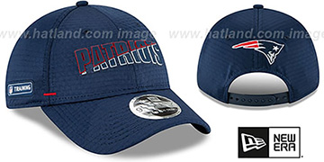 Patriots COACHES TRAINING SNAPBACK Hat by New Era