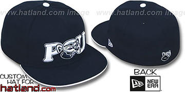 Penn State 'INSIDER BIG-ONE' Navy Fitted Hat by New Era