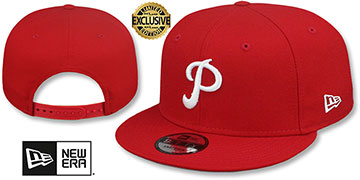 Philles 1950-69 COOPERSTOWN REPLICA SNAPBACK Hat by New Era