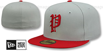 Phillies 1925 COOPERSTOWN Fitted Hat by New Era