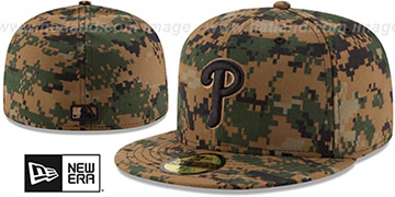 Phillies 2016 MEMORIAL DAY 'STARS N STRIPES' Hat by New Era