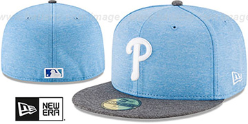 Phillies '2017 FATHERS DAY' Fitted Hat by New Era