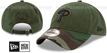 Phillies 2017 MEMORIAL DAY 'STARS N STRIPES STRAPBACK' Hat by New Era