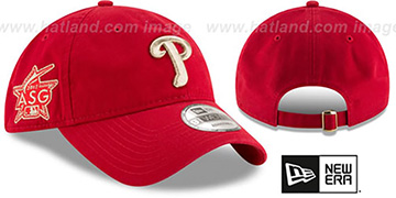 Phillies 2017 MLB ALL-STAR STRAPBACK Red Hat by New Era
