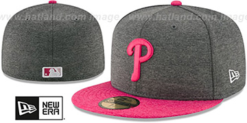 Phillies 2017 MOTHERS DAY Fitted Hat by New Era