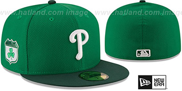 Phillies '2017 ST PATRICKS DAY' Hat by New Era