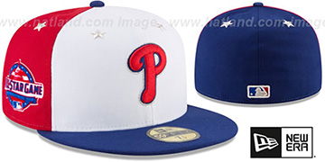 Phillies 2018 MLB ALL-STAR GAME Fitted Hat by New Era