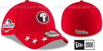 Phillies 2018 MLB ALL-STAR WORKOUT FLEX Hat by New Era
