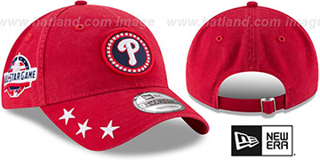 Phillies '2018 MLB ALL-STAR WORKOUT STRAPBACK' Hat by New Era
