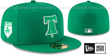 Phillies '2018 ST PATRICKS DAY' Hat by New Era
