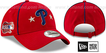 Phillies 2019 MLB ALL-STAR GAME STRAPBACK Hat by New Era
