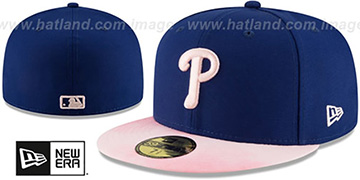Phillies 2019 MOTHERS DAY Fitted Hat by New Era