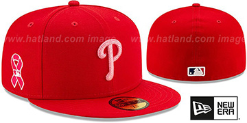 Phillies 2021 MOTHERS DAY Fitted Hat by New Era