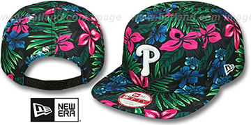 Phillies 'AMAZON BLOOM SNAPBACK' Hat by New Era