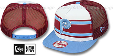 Phillies COOP 'BAND-SLAP SNAPBACK' Hat by New Era