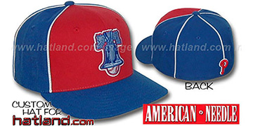 Phillies Cooperstown 'BACKTRAX' Hat by American Needle