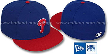 Phillies 'PERFORMANCE ALTERNATE' Hat by New Era