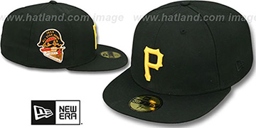 Pirates 1959 'SIDE ALL-STAR-PATCH' Fitted Hat by New Era