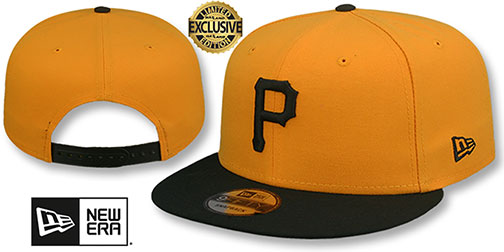 Pirates 1970-75 COOPERSTOWN REPLICA SNAPBACK Hat by New Era