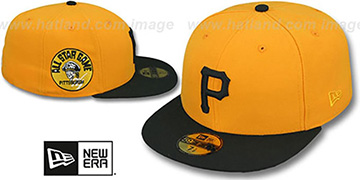 Pirates 1974 'SIDE ALL-STAR-PATCH' Fitted Hat by New Era