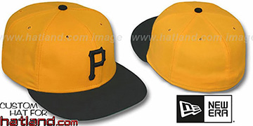 Pirates 1975 'GAME' Fitted Hat by New Era