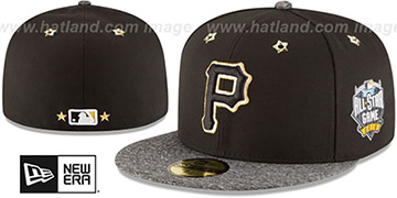 Pirates '2016 MLB ALL-STAR GAME' Fitted Hat by New Era