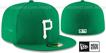 Pirates '2016 ST PATRICKS DAY' Hat by New Era