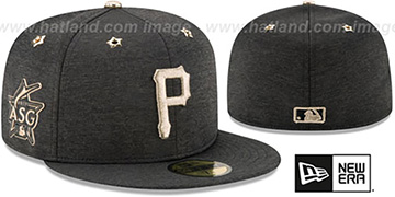 Pirates '2017 MLB ALL-STAR GAME' Fitted Hat by New Era