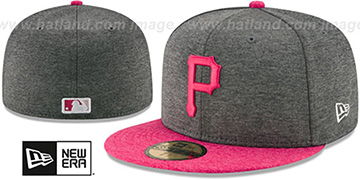 Pirates '2017 MOTHERS DAY' Fitted Hat by New Era