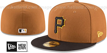 Pirates 2017 ONFIELD ALTERNATE-3 Hat by New Era