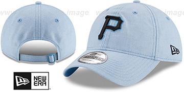 Pirates '2018 FATHERS DAY STRAPBACK' Hat by New Era