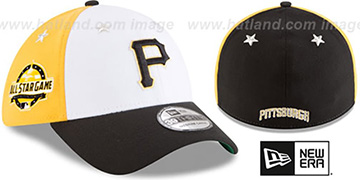 Pirates 2018 MLB ALL-STAR GAME FLEX Hat by New Era